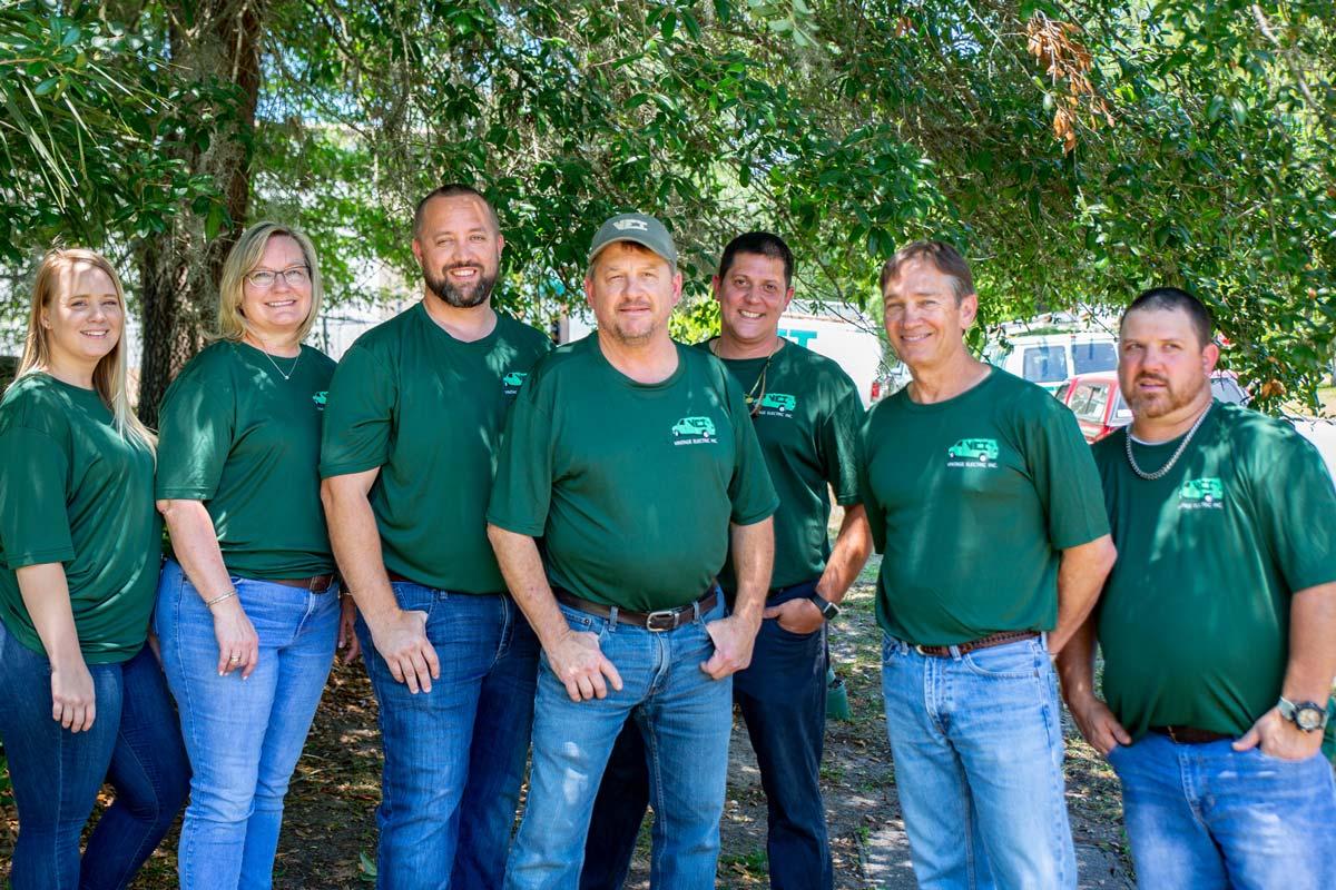 Vintage Electric management team